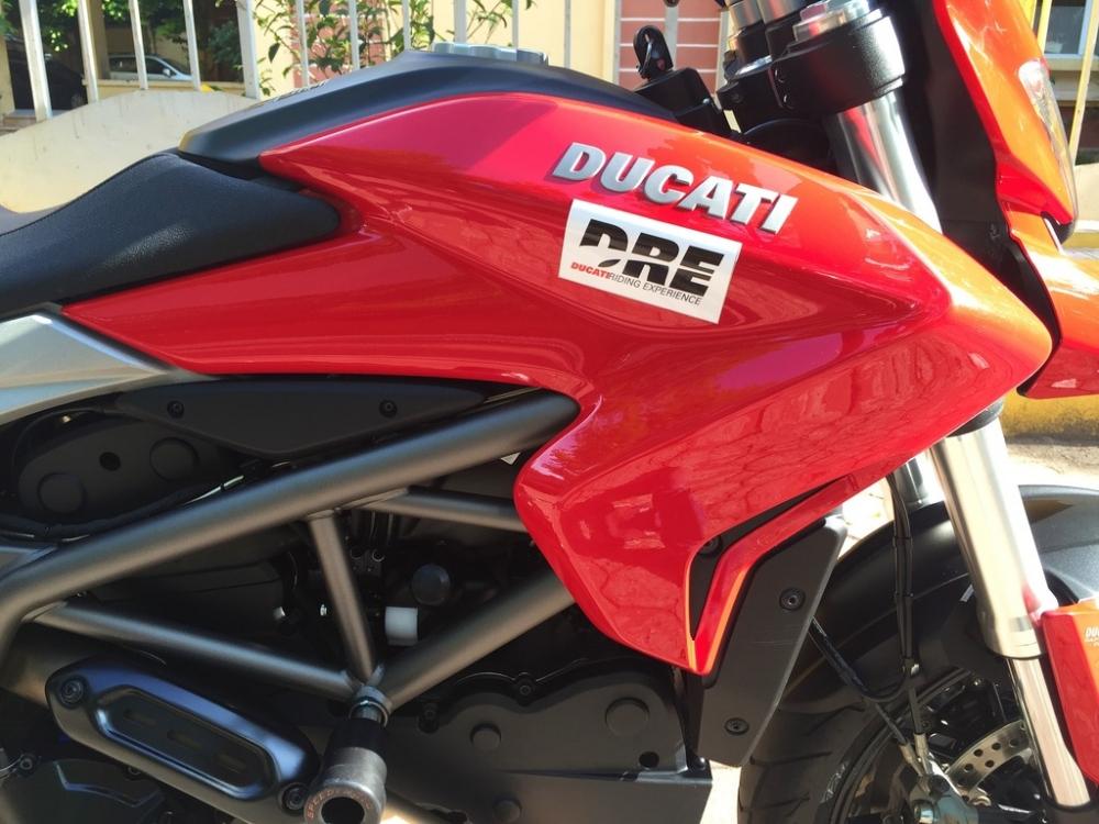 Ban Ducati Monster 821 600km