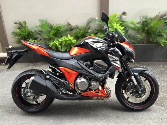 Ban Kawasaki Z800 HQCN