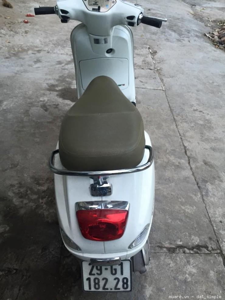 Ban xe LX Trang 125 3vie DK 2013 - 2