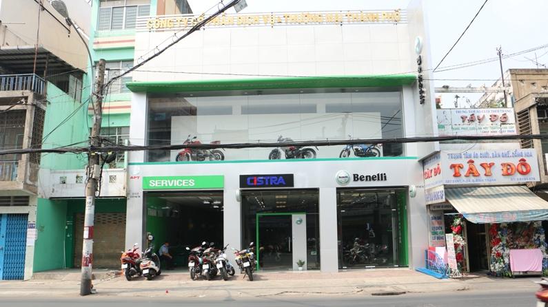 Can ban xe Moto Benelli Bn302 moi 100 Xuat hoa don cho ai can - 6