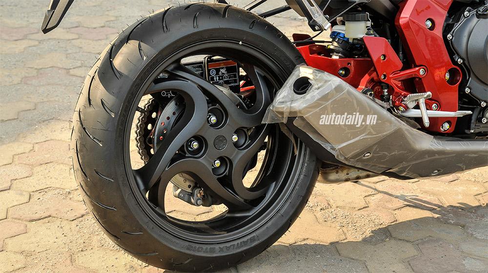 Can canh Honda CB1000R ABS 2015 gia hon 400 trieu tai Ha Noi - 3