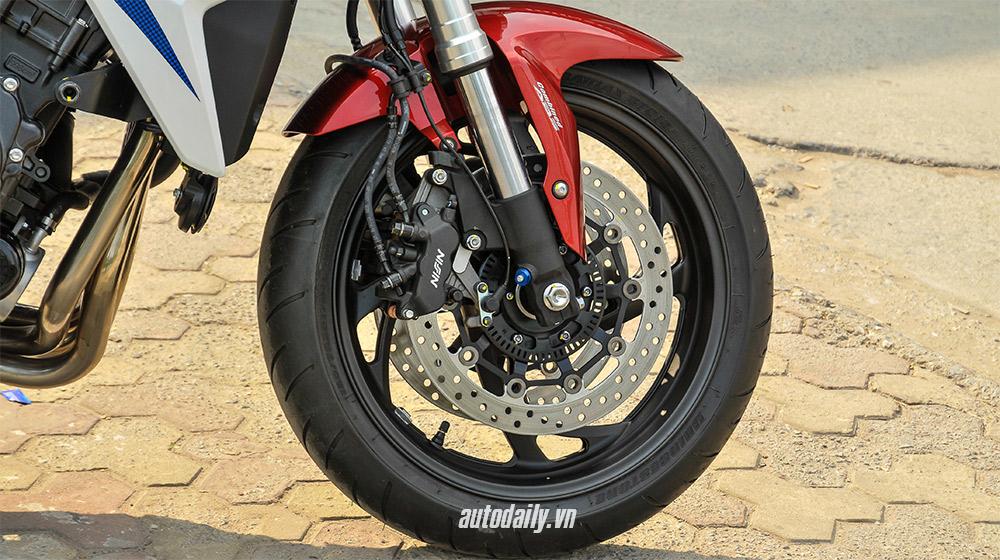 Can canh Honda CB1000R ABS 2015 gia hon 400 trieu tai Ha Noi - 15