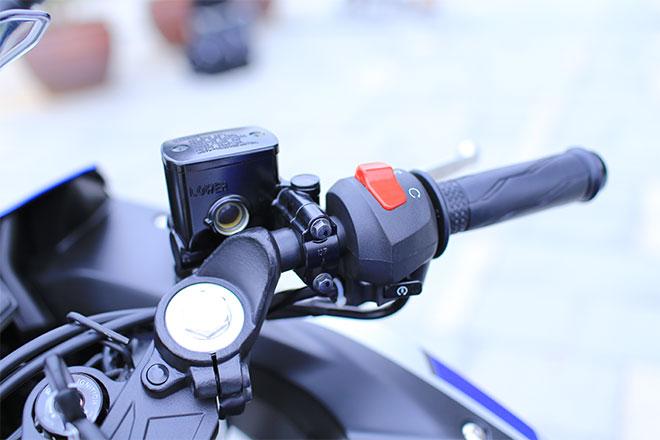 Canh tranh voi doi thu bang gia lieu Yamaha R3 con giu duoc chat - 17