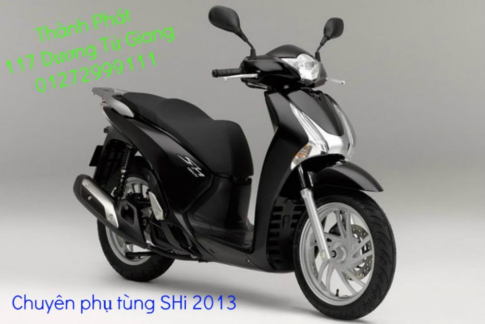 Chuyen Phu tung va do choi SH VN 2013 Gia tot Up 12 7 2015