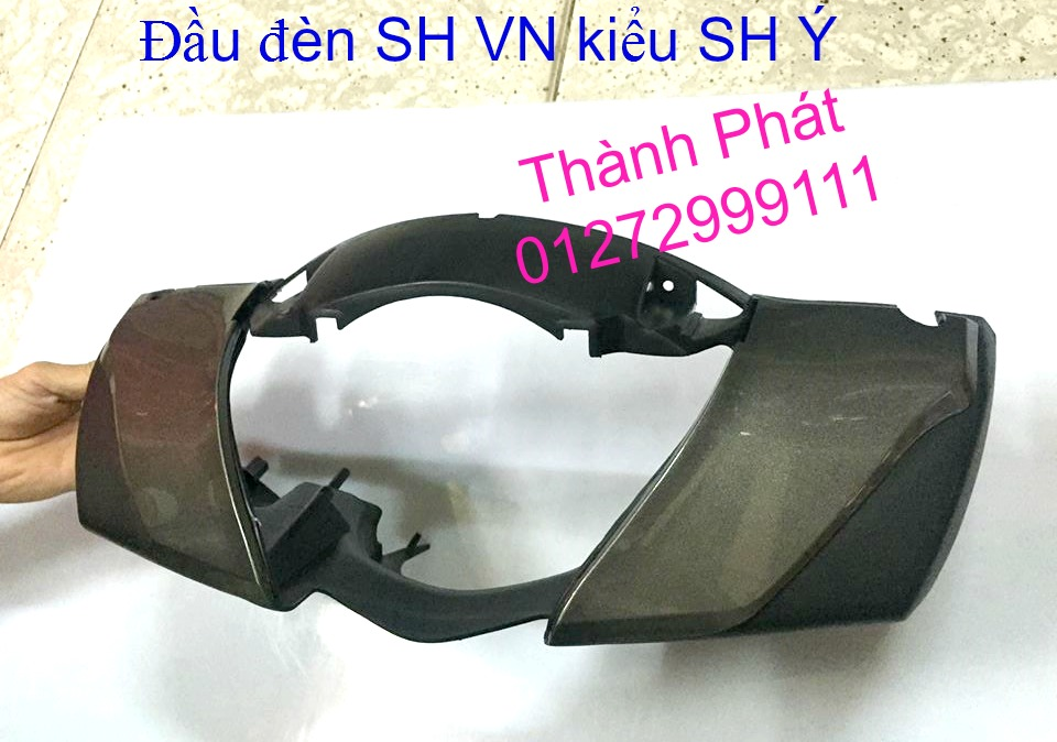 Chuyen Phu tung va do choi SH VN 2013 Gia tot Up 12 7 2015 - 28