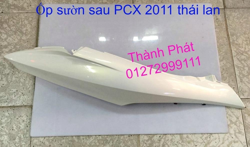 Chuyen Phu tung Zin Honda PCX Thailan va VN doi 2011 doi 2014 day du het do mu va do may Gia tot u - 28