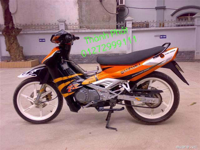 Chuyen phu tung zin Su Xipo Satria YA Z125 date 1997 2013 Gia tot update thang 1 2014