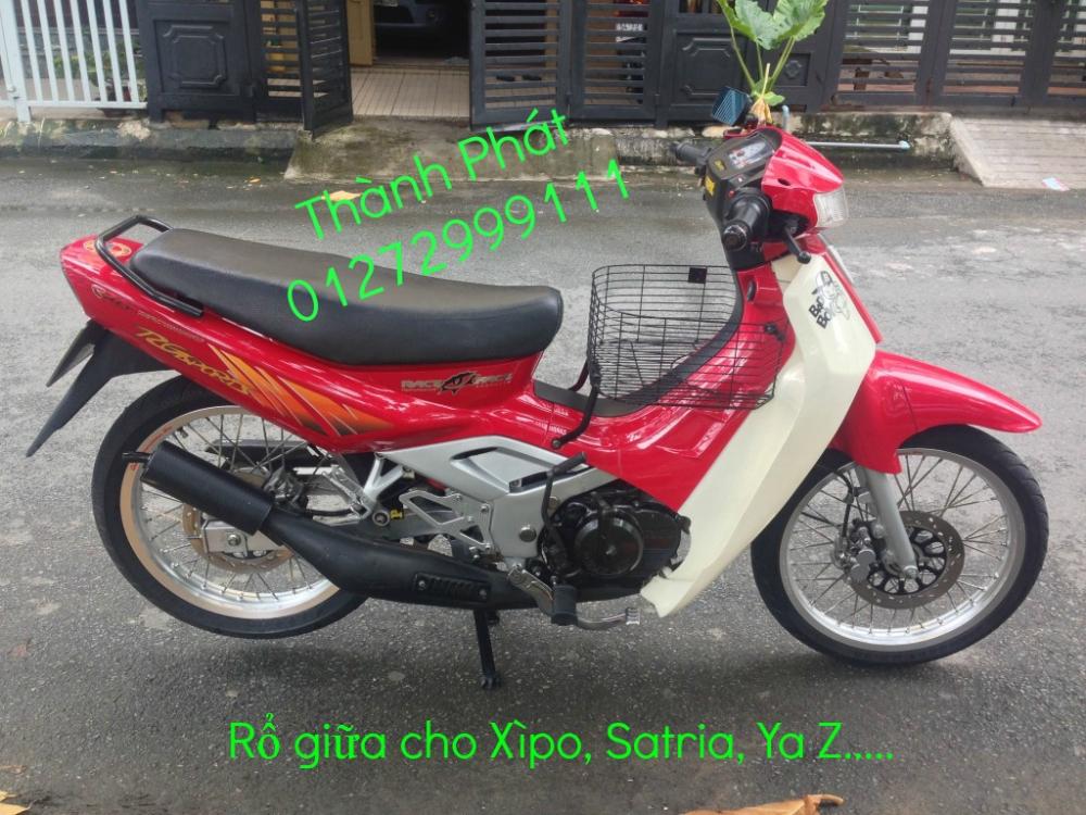 Chuyen phu tung zin Su Xipo Satria YA Z125 date 1997 2013 Gia tot update thang 1 2014 - 4
