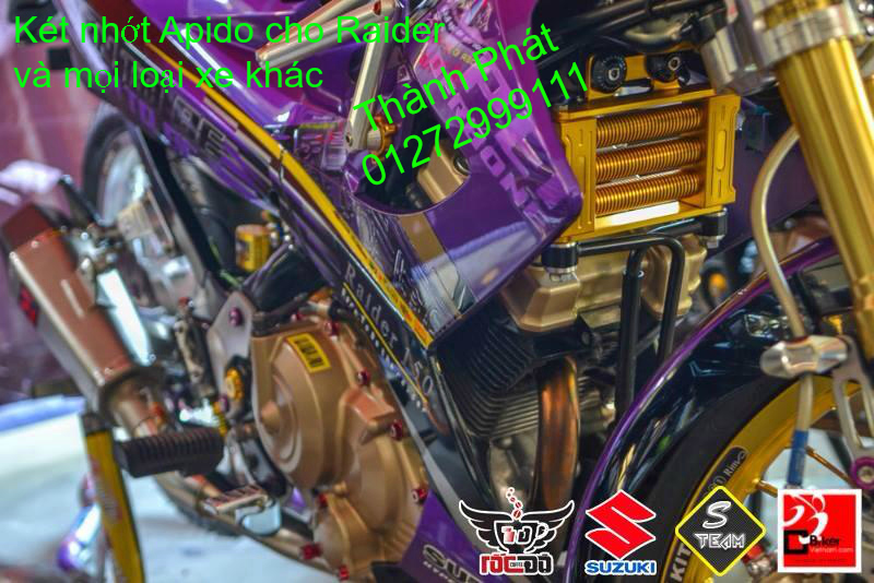 Do choi cho Raider 150 VN Satria F150 tu AZ Up 992015 - 37