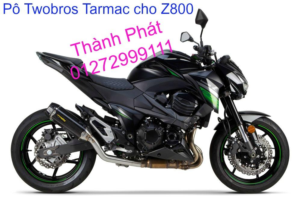 Po Twobros Hang chinh hang cho Ninja 300 R3 MSX125 Z800 Z1000 CBR1000 - 16