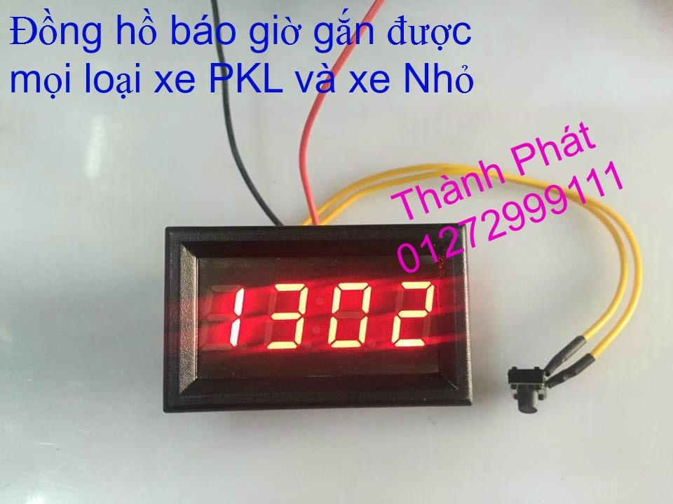 Do choi Exciter 150 tu A Z Po do Chan bun sau kieng kieu Bao tay Tay thang Xinhan kieu S - 34
