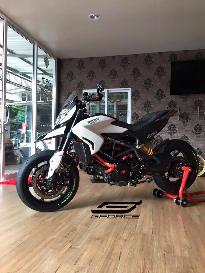 Ducati Hypermotard 821 phien ban cuc chat tu GForce - 3