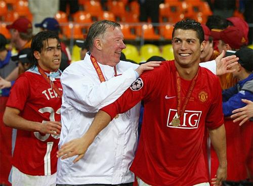 Ferguson khong xem Beckham va Rooney la cau thu dang cap