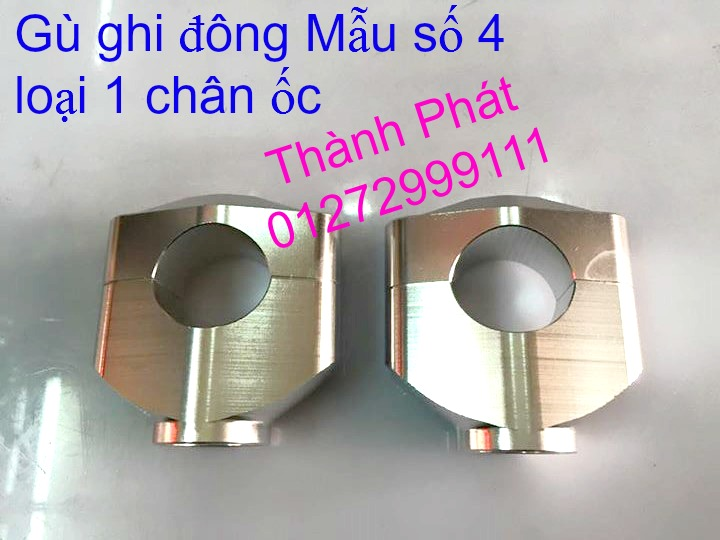 Ghi dong Gu ghi dong kieu cac loai Rizoma Accossato KY Accel DMV BikerGia tot Up 3 - 8