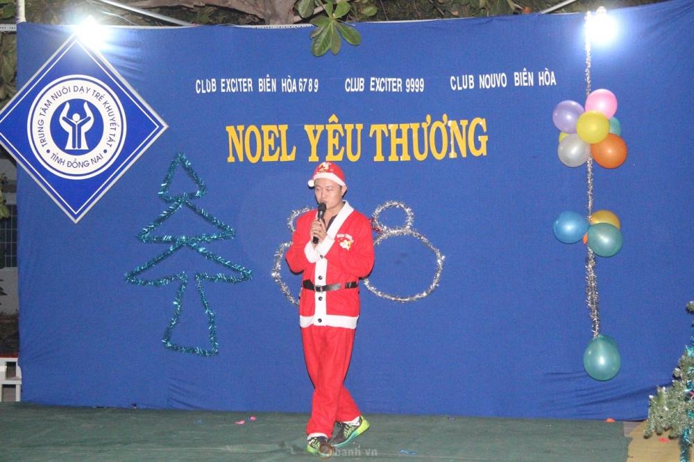 Noel Yeu Thuong chuong trinh thien nguyen cua CLB Exciter Bien Hoa 6789