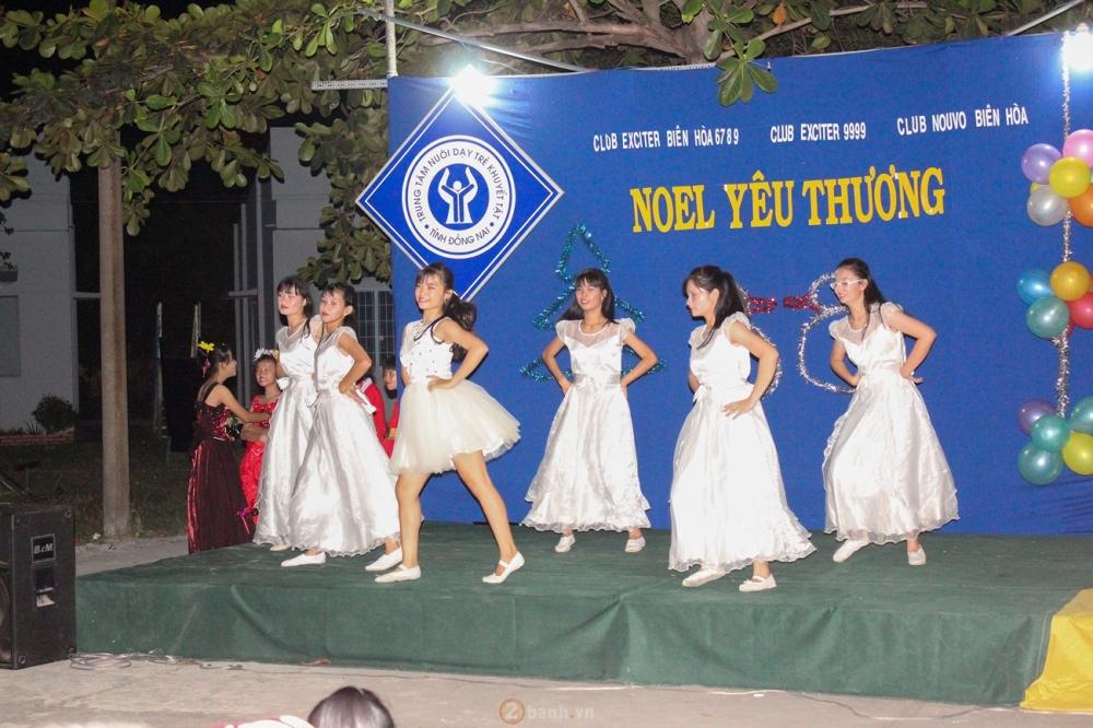 Noel Yeu Thuong chuong trinh thien nguyen cua CLB Exciter Bien Hoa 6789 - 8