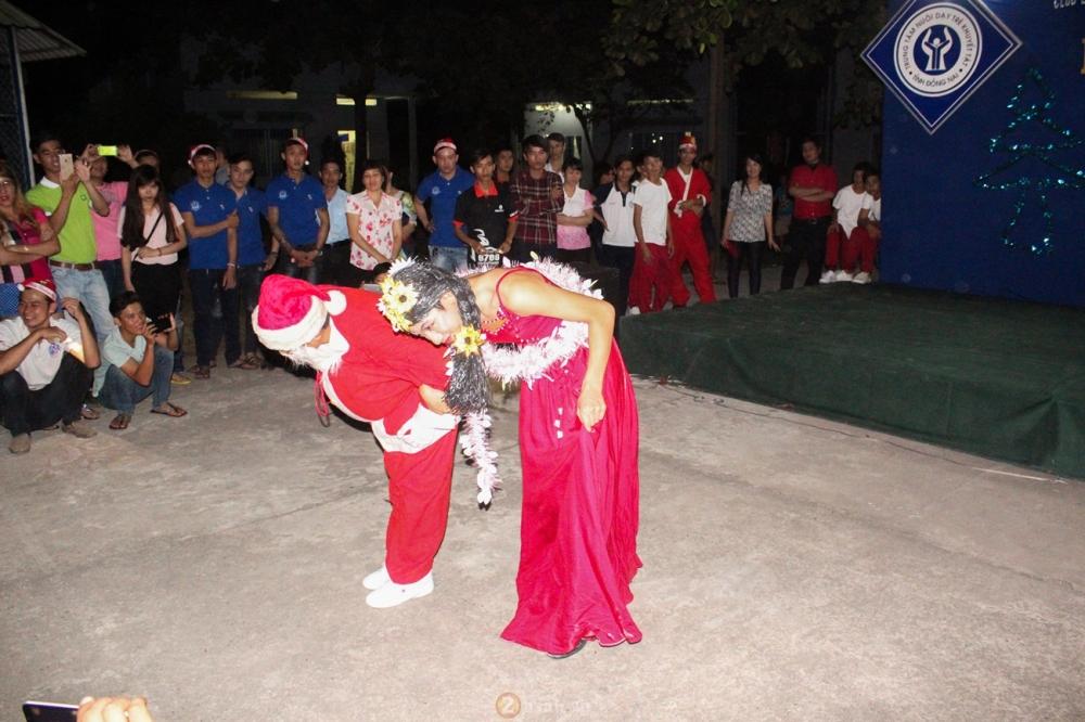 Noel Yeu Thuong chuong trinh thien nguyen cua CLB Exciter Bien Hoa 6789 - 10