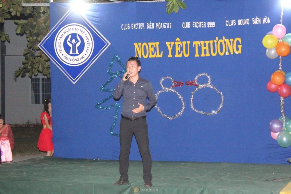 Noel Yeu Thuong chuong trinh thien nguyen cua CLB Exciter Bien Hoa 6789 - 14