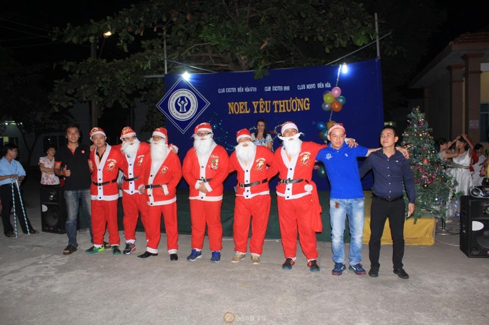 Noel Yeu Thuong chuong trinh thien nguyen cua CLB Exciter Bien Hoa 6789 - 22