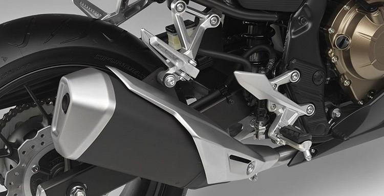 Honda CBR500R 2016 chinh thuc ra mat voi thiet ke an tuong - 9