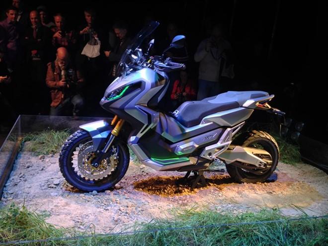 Honda City Adventure Concept Xe tay ga da dia hinh