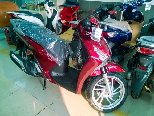 Honda SH 2015 khong hut khach nhung van bi don gia - 3