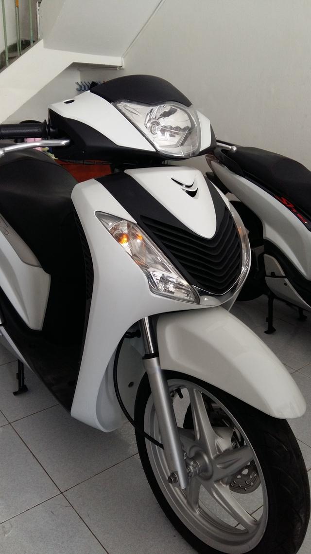 Honda Sh125i vn dk 122011 so dau 5011