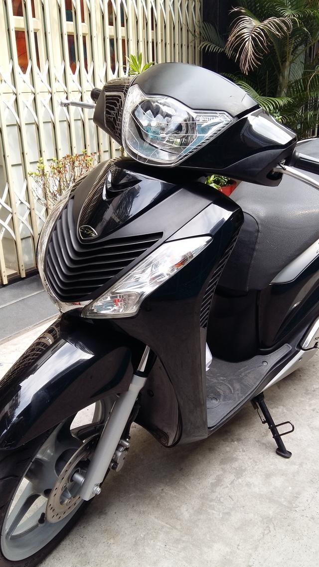 Honda Sh150i Nhap Italia Dk 82009 Mau Den - 3