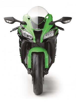 Kawasaki ZX10R 2016 superbike thay doi toan dien - 6