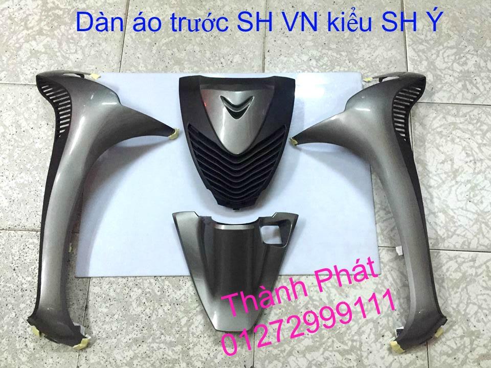Chuyen Phu tung va do choi SH VN 2013 Gia tot Up 12 7 2015 - 34