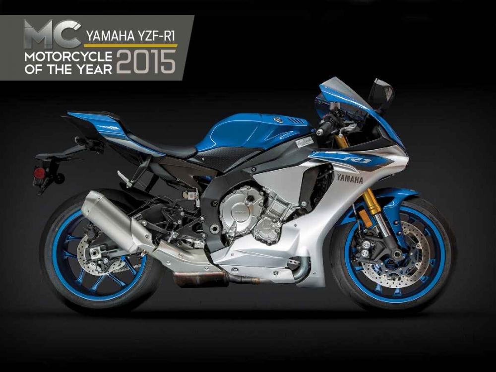 Yamaha R1 2015 vs BMW S1000RR 2015 Ai la nguoi thang cuoc