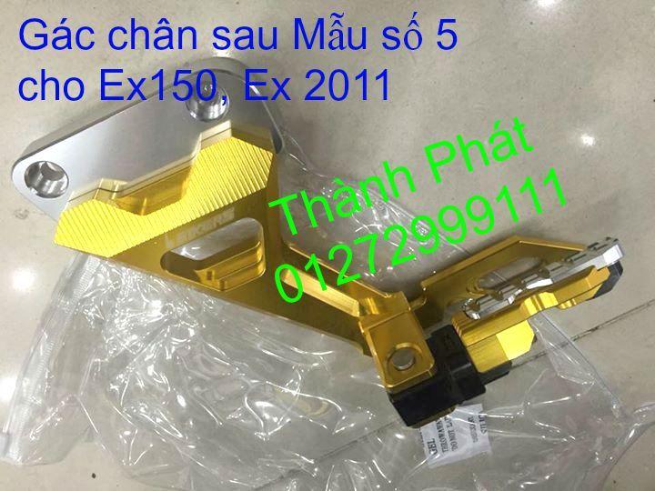 So gay gac chan sau cho Ex150 Ex2011 MSX125 FZ150i Raider KTM DukeUp 1192015 - 25