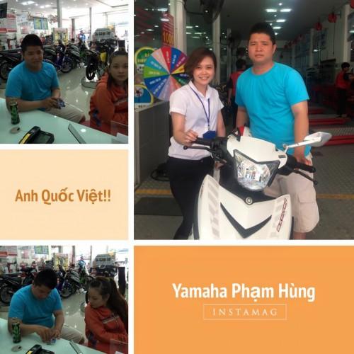 Tung bung khai truong Yamaha Pham Hung - 12