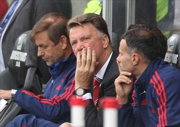 Wayne Rooney van mo nhat sau 4 vong dau Premier League