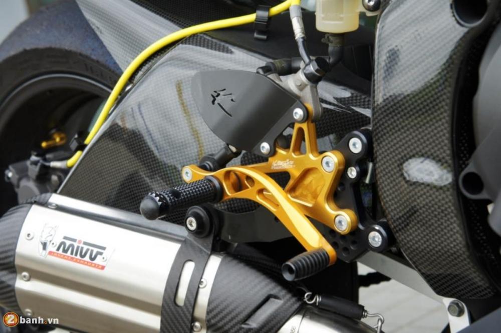 Yamaha R6 sieu chat voi phien ban do Racing - 6