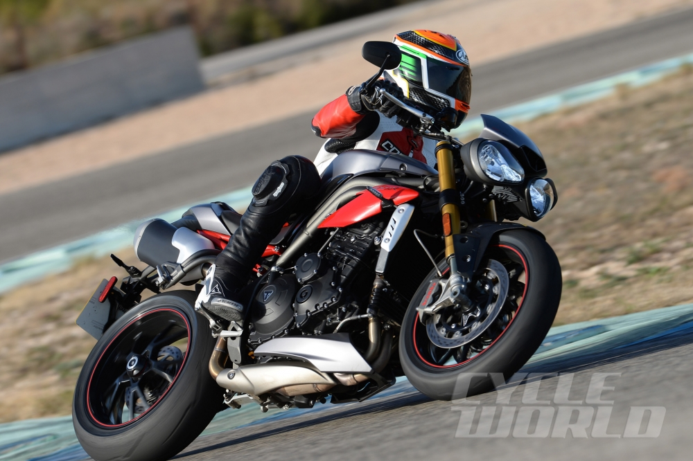 Can canh moto TRIUMPH SPEED TRIPLE R 2016 - 18
