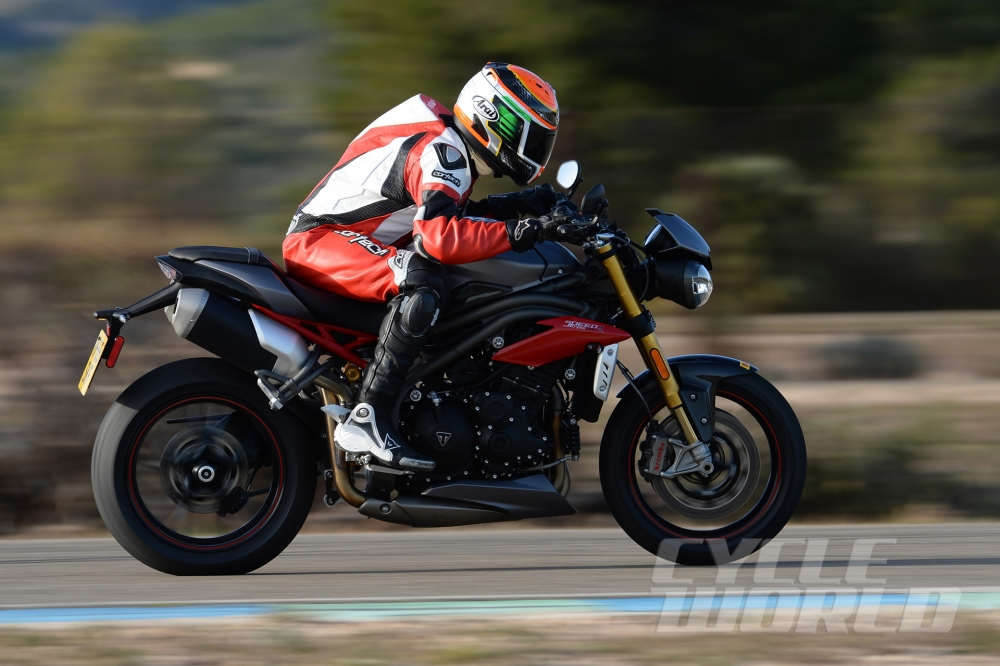 Can canh moto TRIUMPH SPEED TRIPLE R 2016 - 20