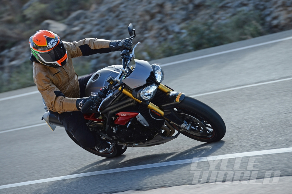 Can canh moto TRIUMPH SPEED TRIPLE R 2016 - 24