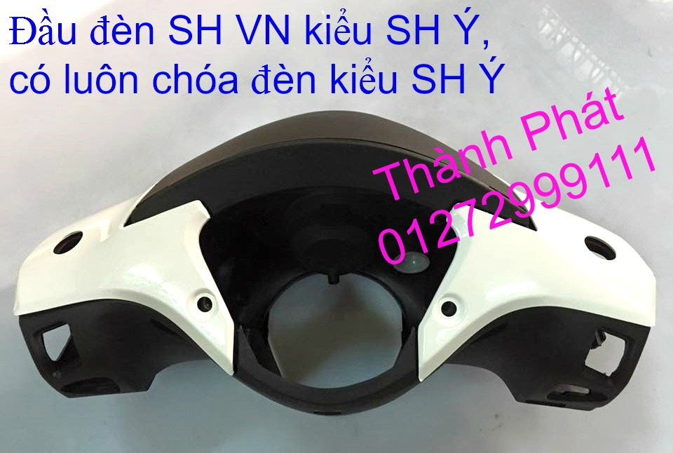 Chuyen Phu tung va do choi SH VN 2013 Gia tot Up 12 7 2015 - 3