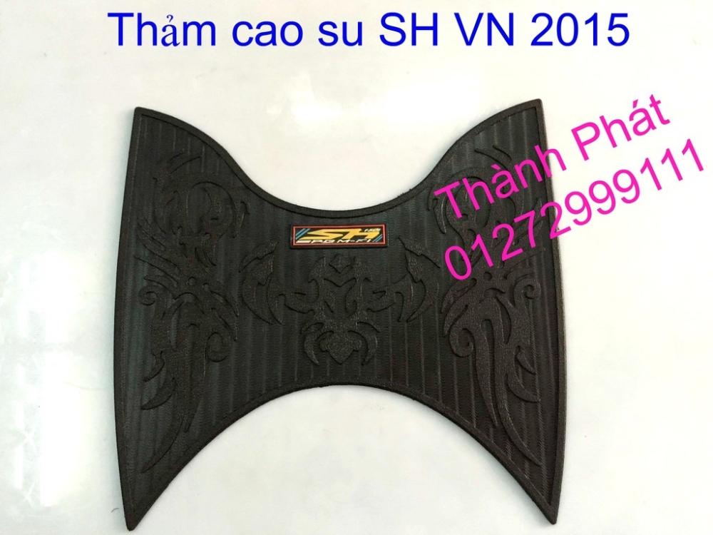 Chuyen Phu tung va do choi SH VN 2013 Gia tot Up 12 7 2015 - 16