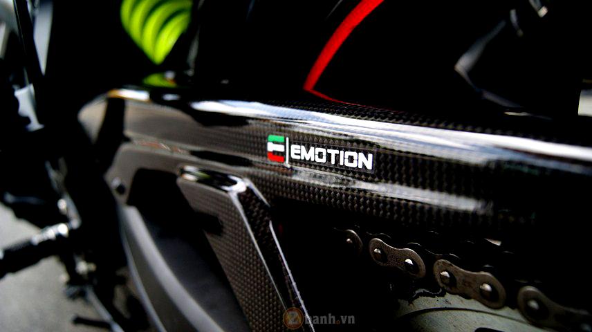 Honda CB650F voi ban do day phong cach trong phien ban Emotion - 9