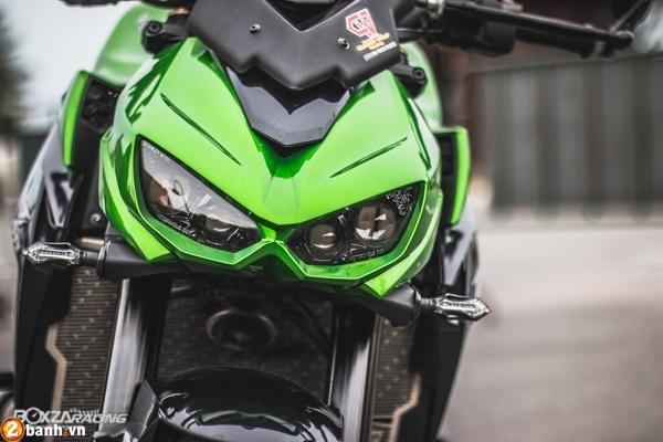 Kawasaki Z1000 2015 do day phong cach cua biker Thai - 3