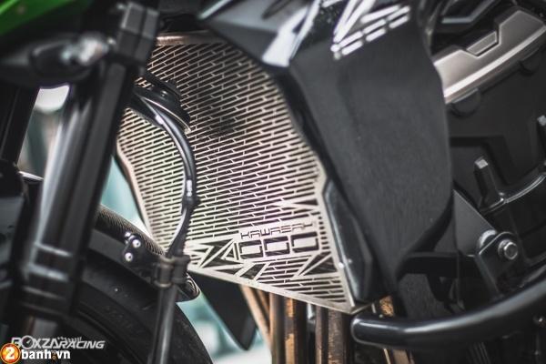Kawasaki Z1000 2015 do day phong cach cua biker Thai - 5