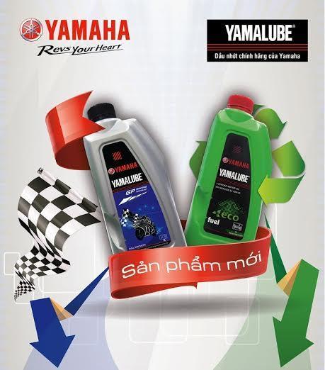 Lua chon dung loai dau nhot cho xe tay ga the thao cua Yamaha