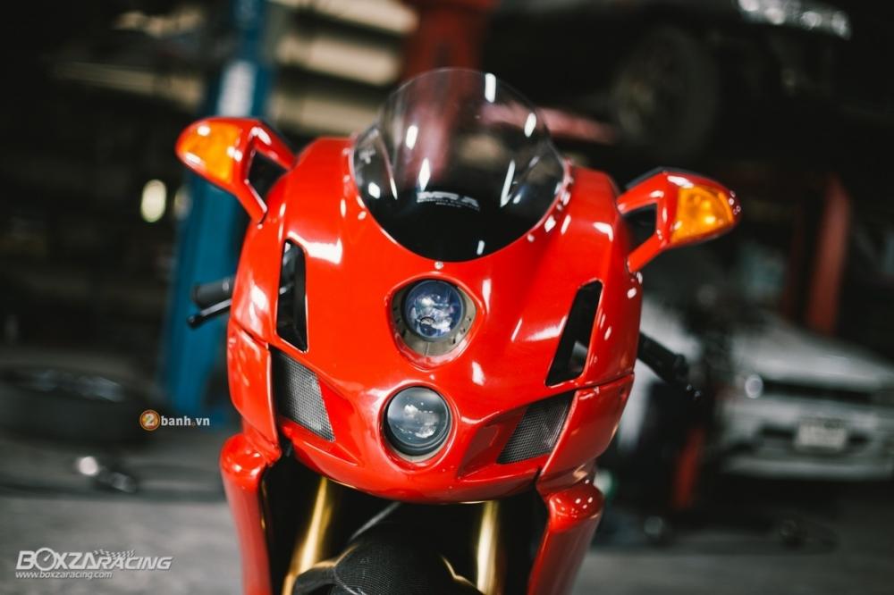 Sieu pham Ducati 999R do cuc chat tai Thai Lan - 3