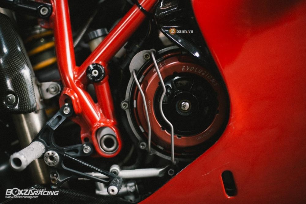 Sieu pham Ducati 999R do cuc chat tai Thai Lan - 9