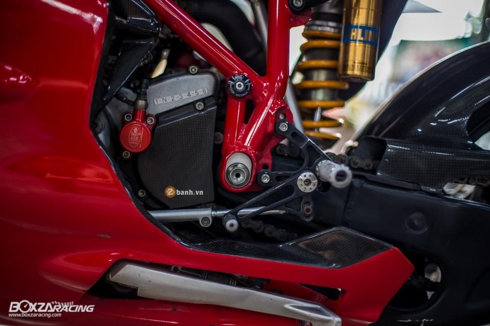 Sieu pham Ducati 999R do cuc chat tai Thai Lan - 11