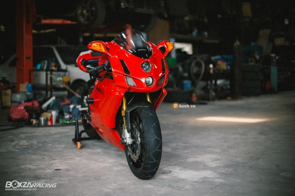 Sieu pham Ducati 999R do cuc chat tai Thai Lan - 15