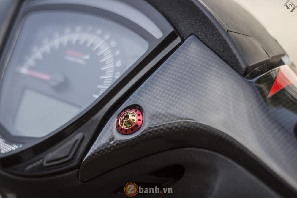 Honda SH150i do full carbon manh me do dang cung CBR600RR - 5