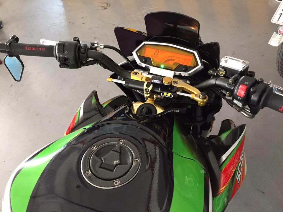 Kawasaki Z1000 do ngau hon trong bo canh tem dau - 3